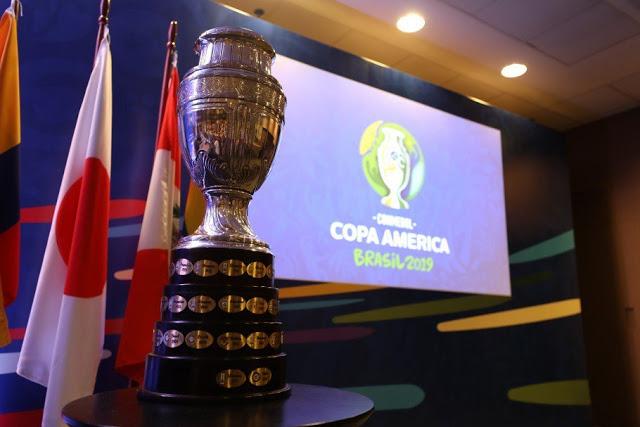 Brasil conhece adversários da Copa América deste ano