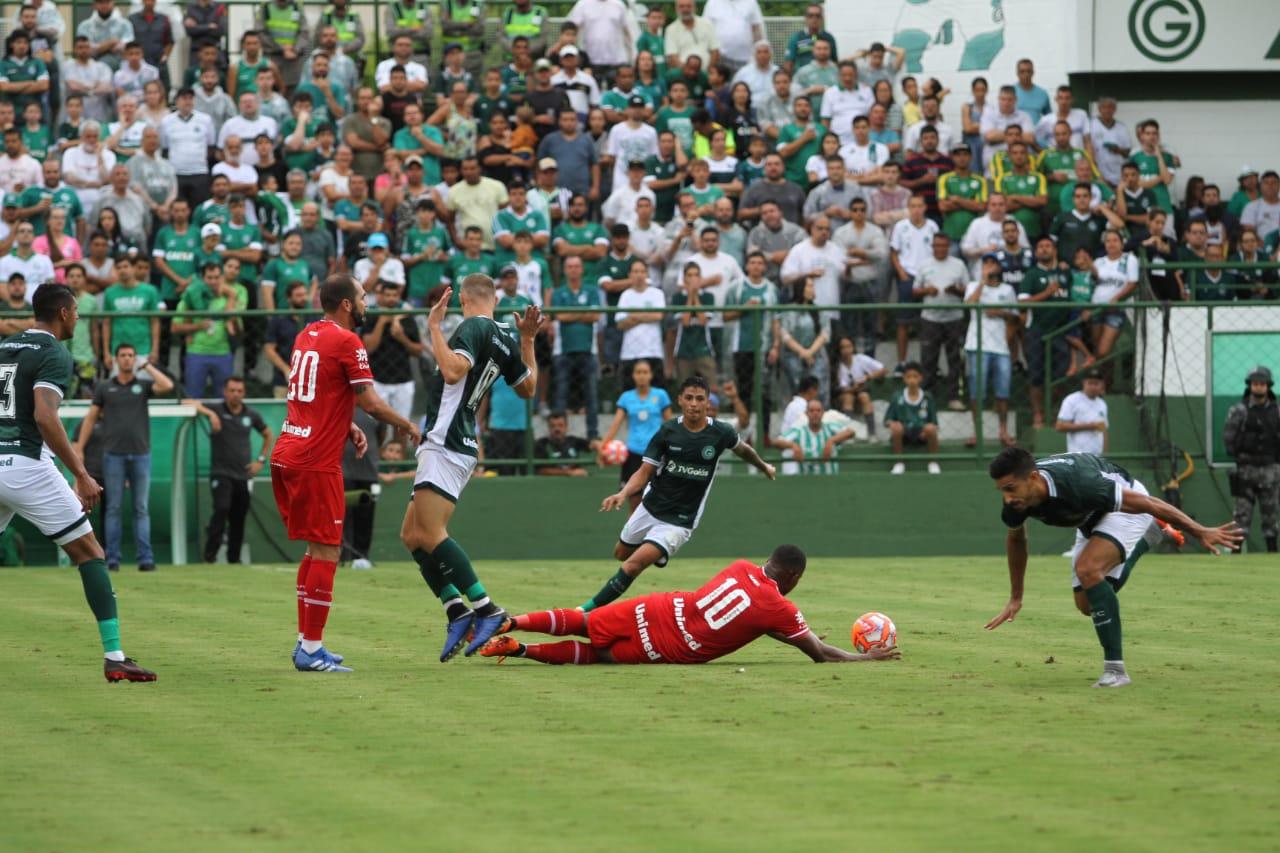 Goiás, Goianésia, Goiânia e Grêmio Anápolis venceram na 3ª rodada do Goianão