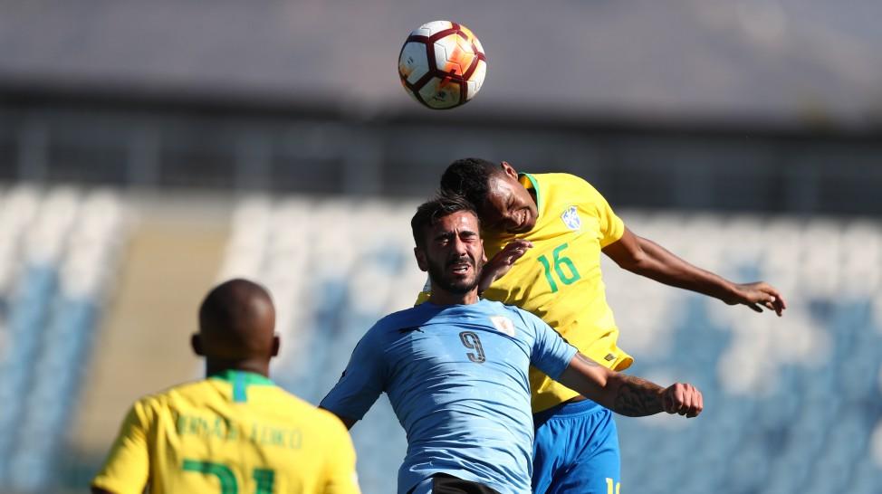 Brasil Sub-20 perde para o Uruguai e corre o risco de não ir para o Mundial