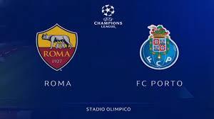 Roma faz dever de casa e vence o Porto