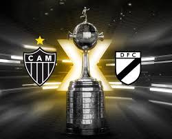 Atlético-MG vence  Danúbio-URU e avança na Libertadores
