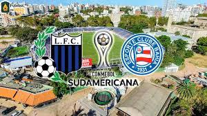 Bahia fica só no empata com Liverpool e está eliminado da Copa Sul-Americana