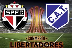 São Paulo fica no empate com Talleres e está eliminado da Libertadores