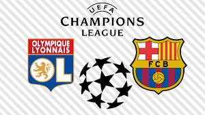 Lyon e Barcelona não saem do 0 a 0