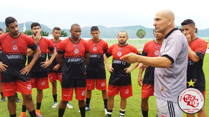 Novo Horizonte confirma a chegada de seu terceiro treinador