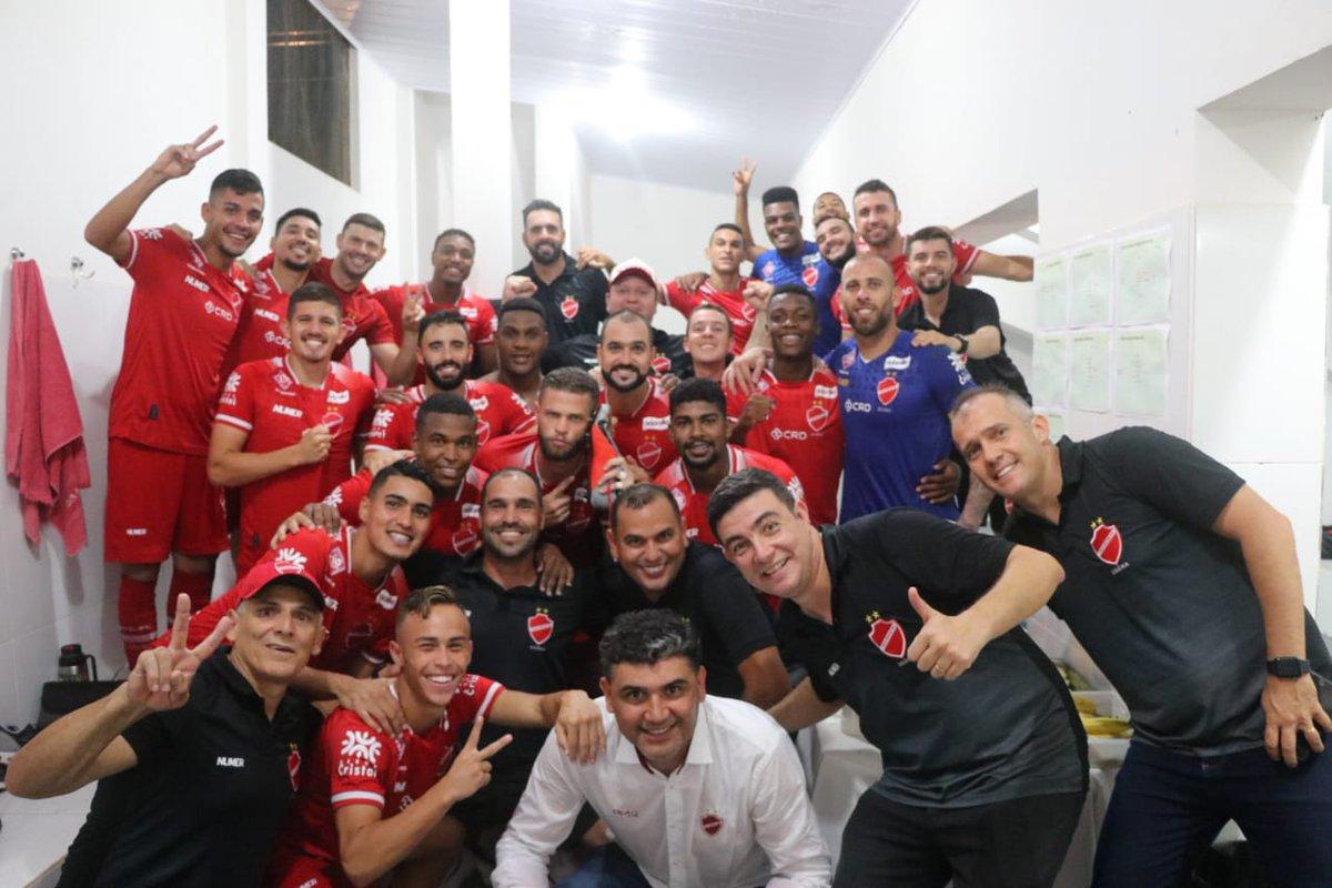 Vila Nova, Botafogo e Ceará se classificam para a 3ª fase da Copa do Brasil