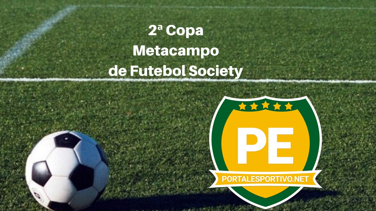 2ª Copa Metacampo de Futebol Society distribuirá R$ 7 mil em premiações