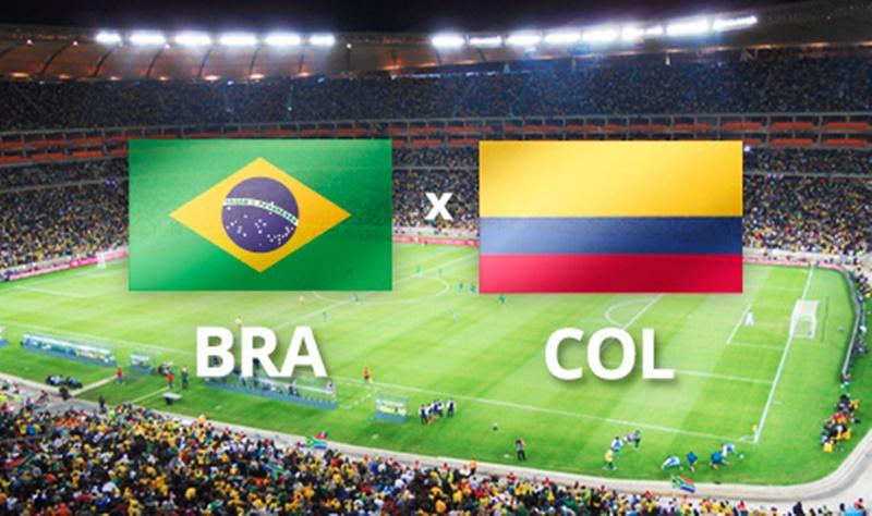 Brasil fará partida amistosa contra a Colômbia em setembro