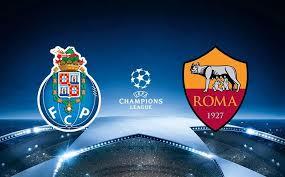 Porto vence a Roma e garante vaga nas quartas de finais