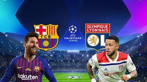 Barcelona goleia Lyon e se classifica para a próxima fase da Liga dos Campeões