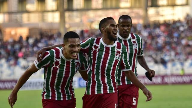 Fluminense se classifica para a 2ª fase da Copa Sul-Americana