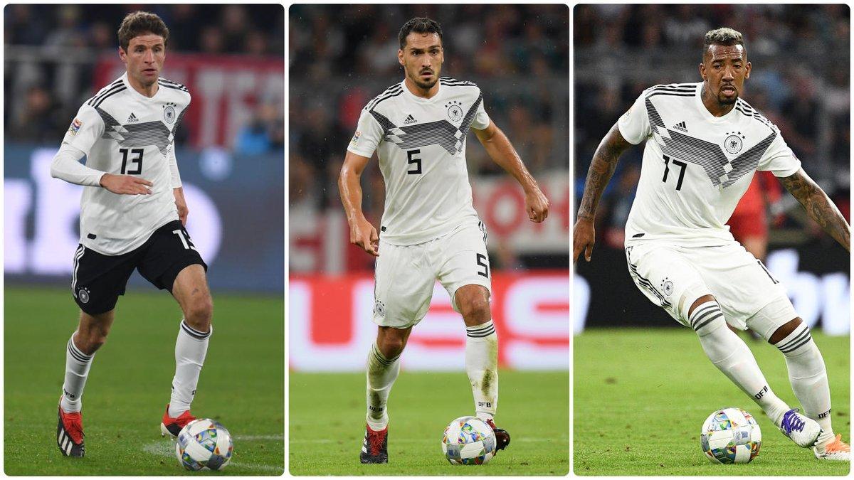 Campeões mundiais pela Alemanha não serão mais convocados