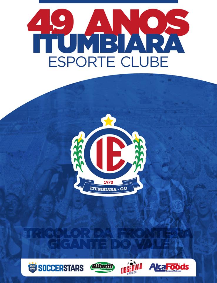 Itumbiara chega aos seus 49 anos de fundação