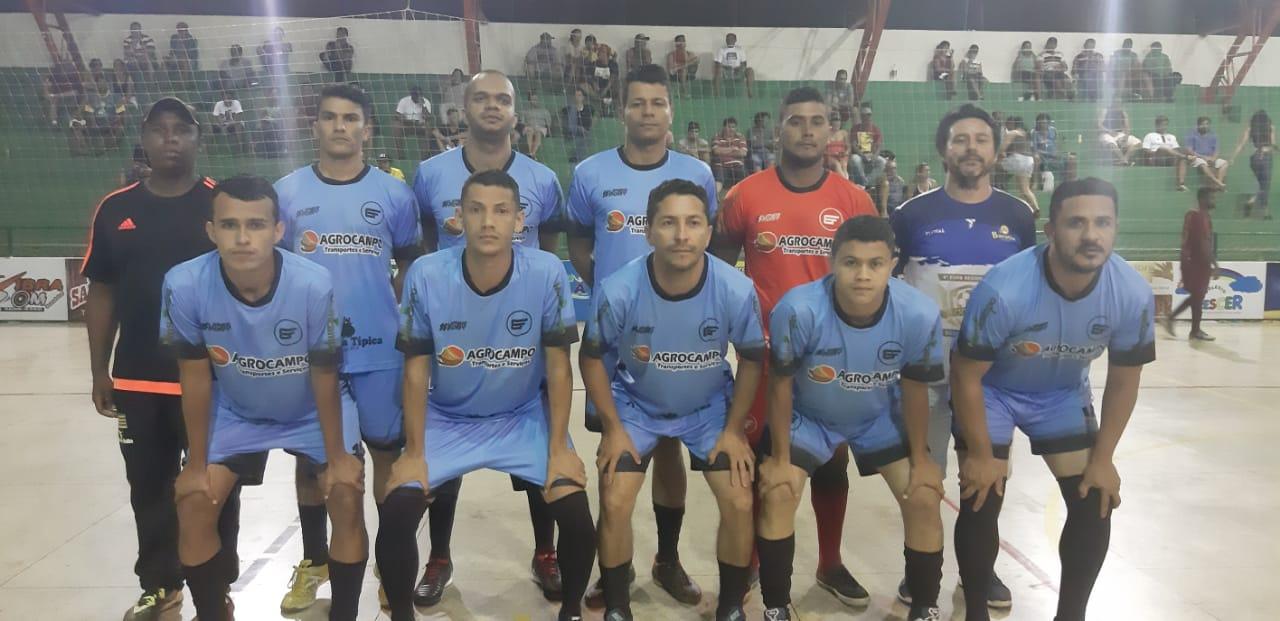 Metacampo/Brasil Mangueiras estreia com vitoria na Copa Regional de Bom Jesus