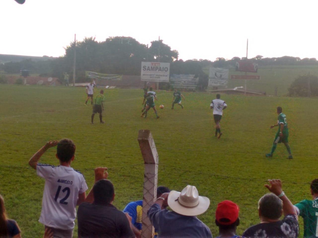 B2W Promissão vence os Amigos da Lagoa e está na final da Copa Promissão