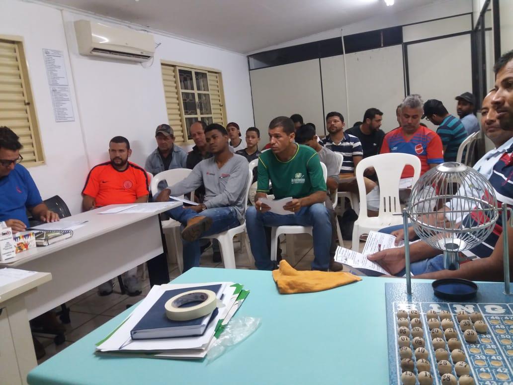 Confira os grupos do Campeonato Rio-verdense de Futebol Society