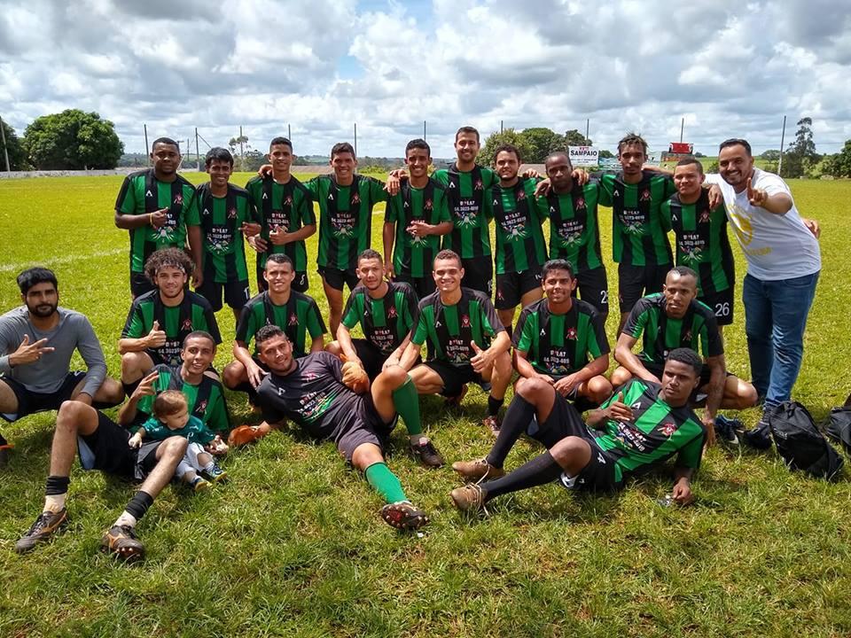 Talentum Futebol Clube é campeão da Copa Promissão