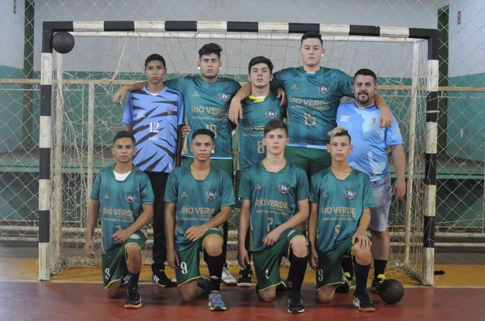 AERV Handebol conquista a Liga Sul-Mato-Grossense Juvenil