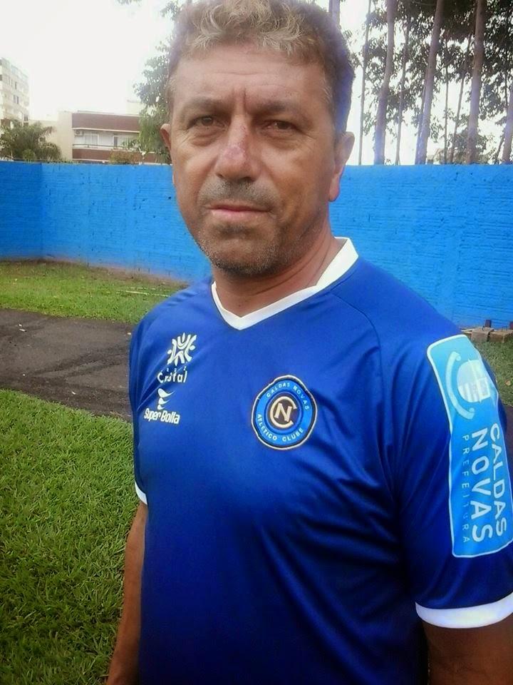 Iporá confirma seu treinador para o Campeonato Brasileiro da Série D