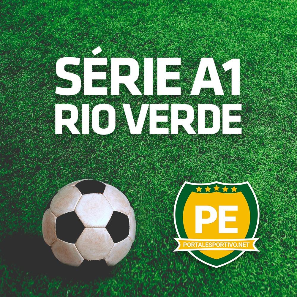 Confira os jogos da penúltima rodada da 1ª fase  da Série A1 de Rio Verde