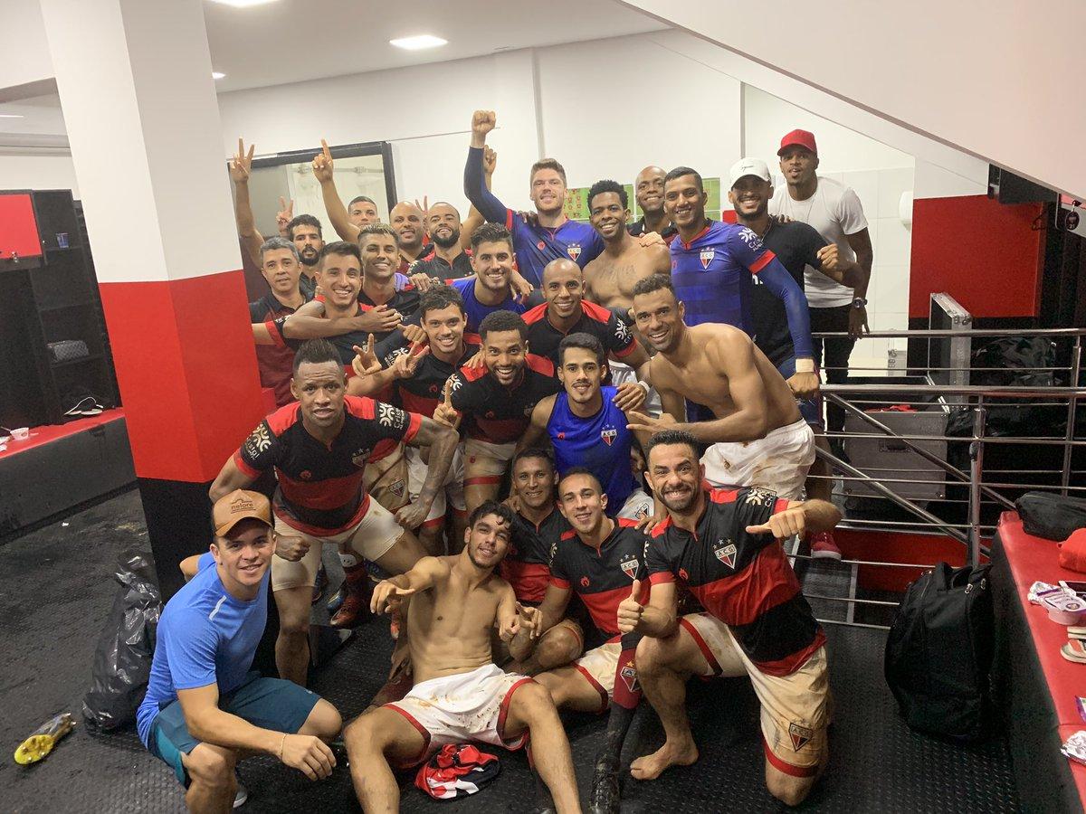 Atlético vence o Vila Nova está de volta a decisão do Campeonato Goiano