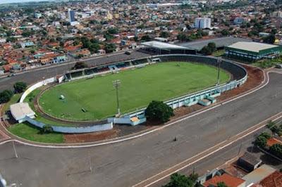 Estádio Mozart Veloso do Carmo e 2 ginásios foram repassados para a prefeitura de Rio Verde