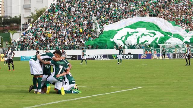 Goiás vence o Goiânia e está na final do Goianão