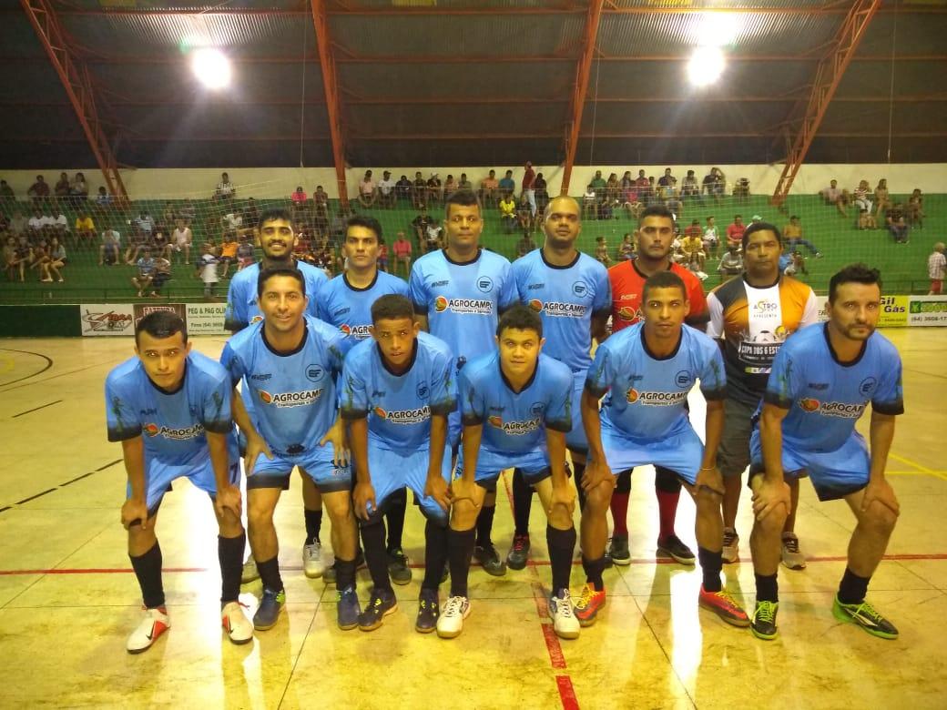 Metacampo/Brasil Mangueiras goleia e está na semifinal da Copa Regional de Bom Jesus