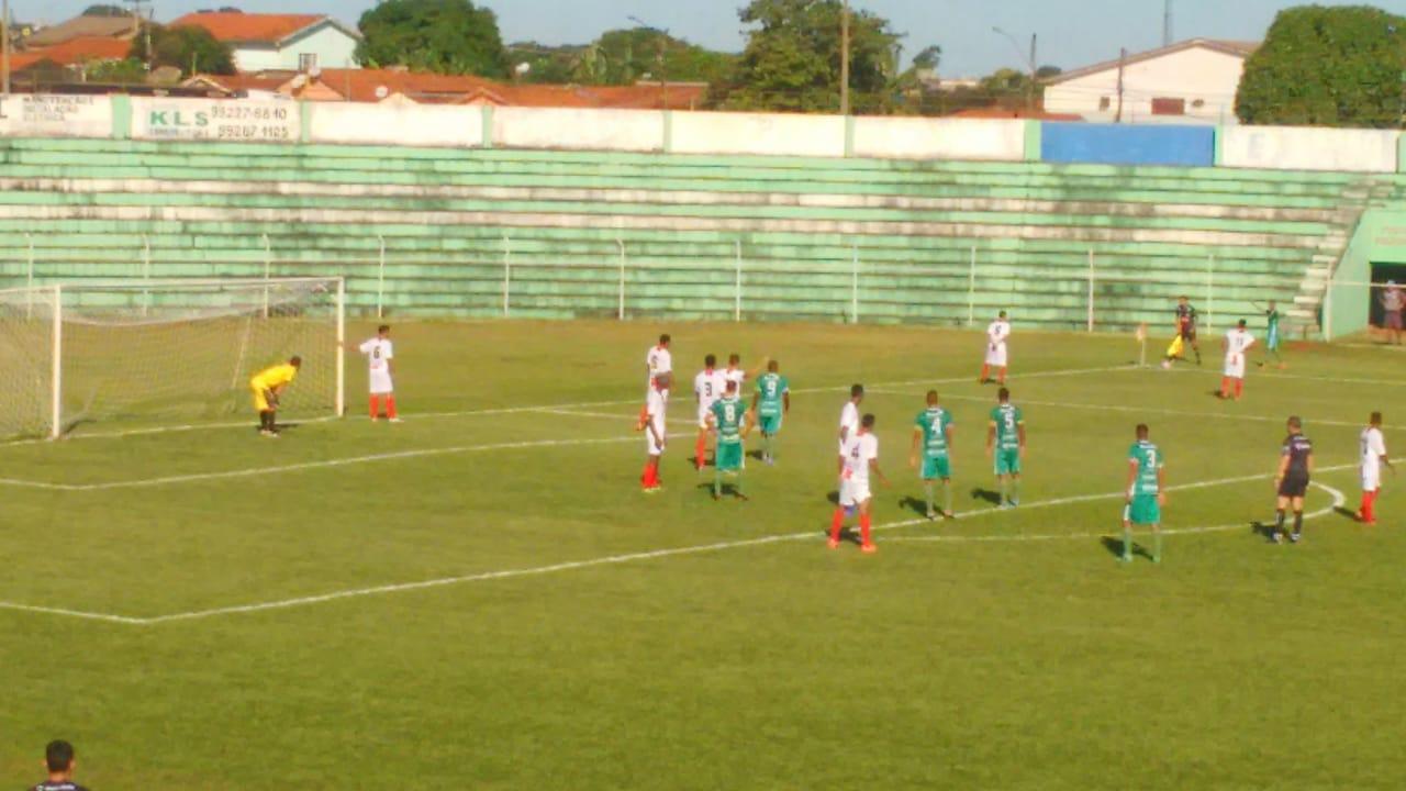 Rio Verde e Santa Helena empatam pelo Campeonato Goiano Sub-20 da 2ª Divisão