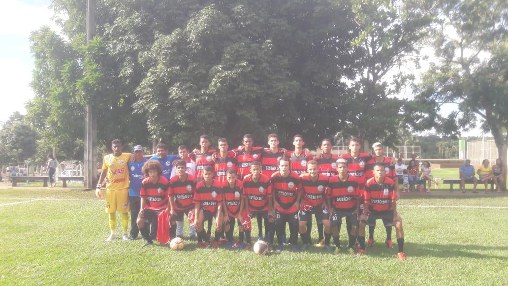 Santa Helena estreia com vitória no Campeonato Goiano Sub-17 da 2ª Divisão