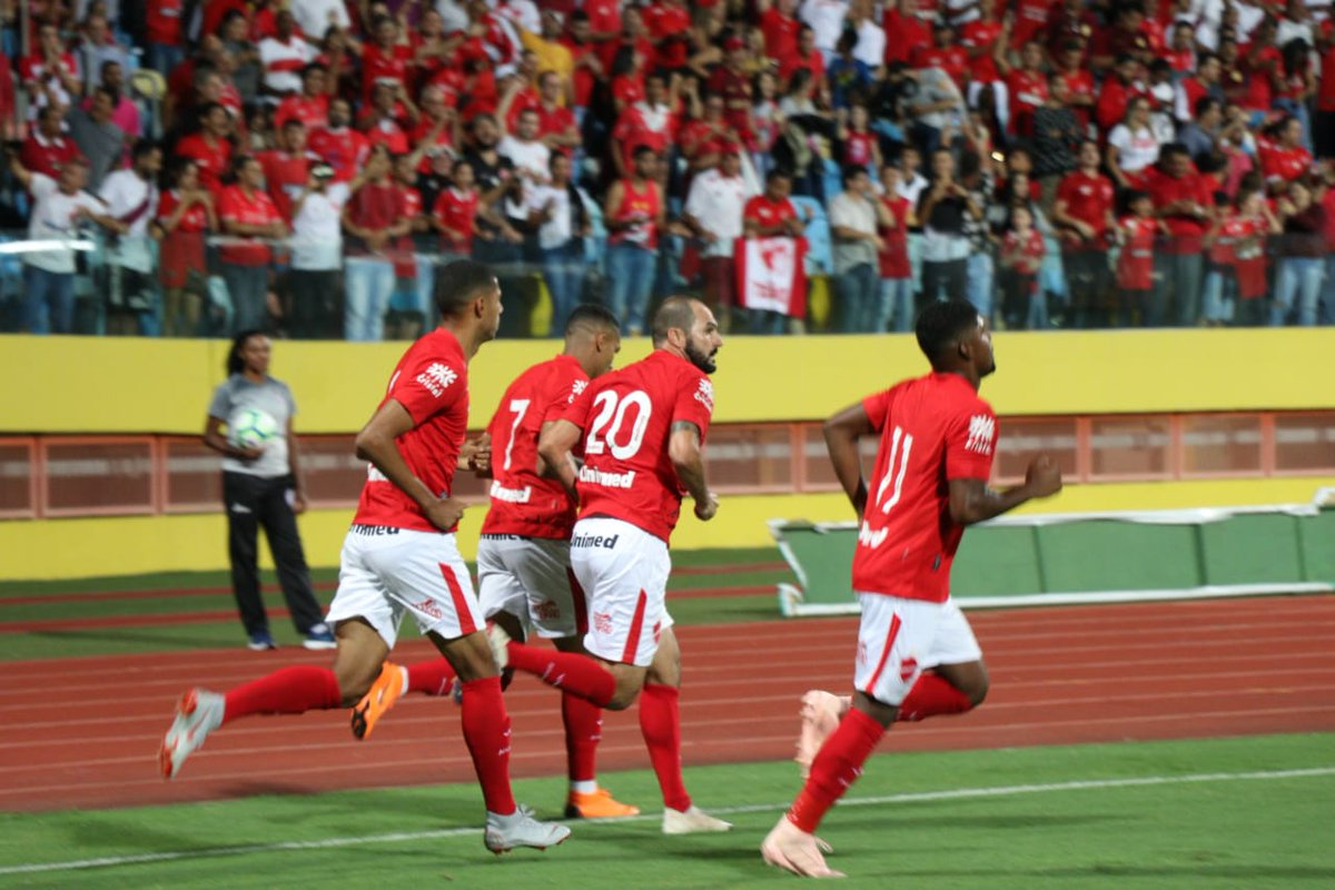 Vila Nova vence o Bragantino (PA) e fica perto da próxima fase na Copa do Brasil