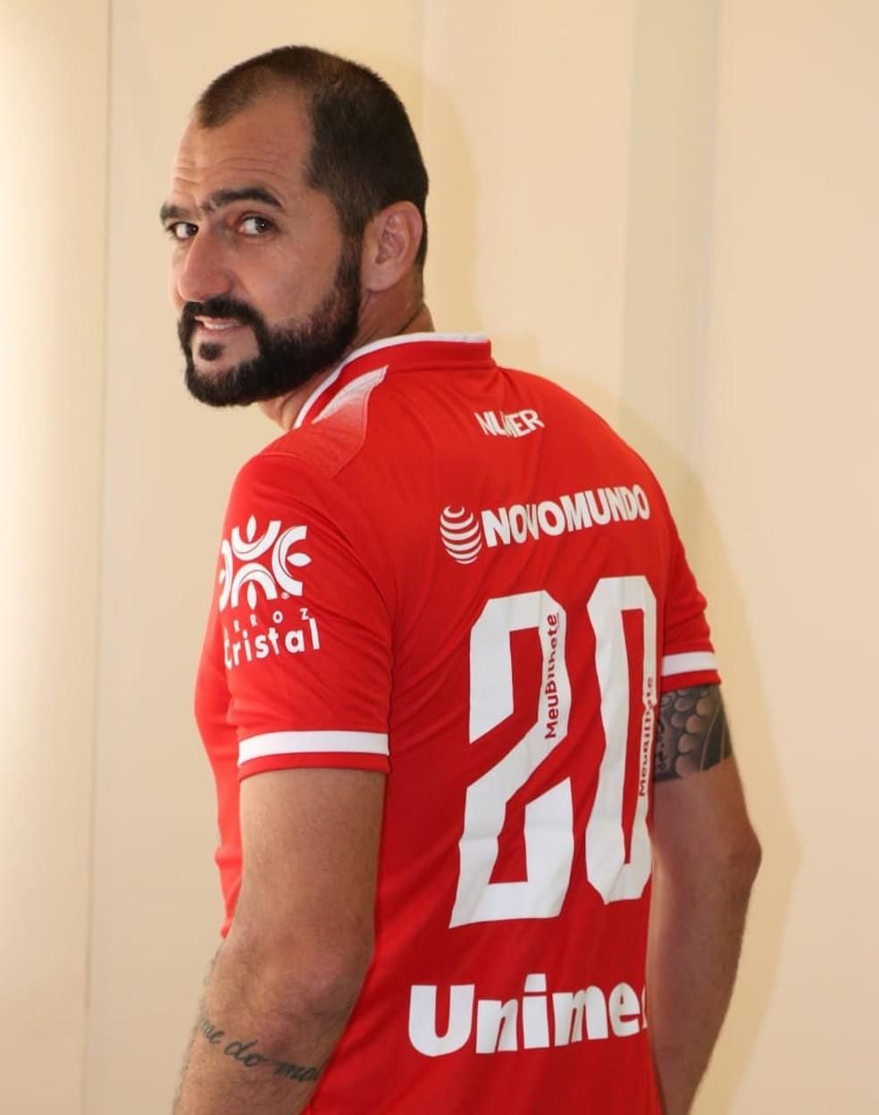 Danilo não é mais jogador do Vila Nova