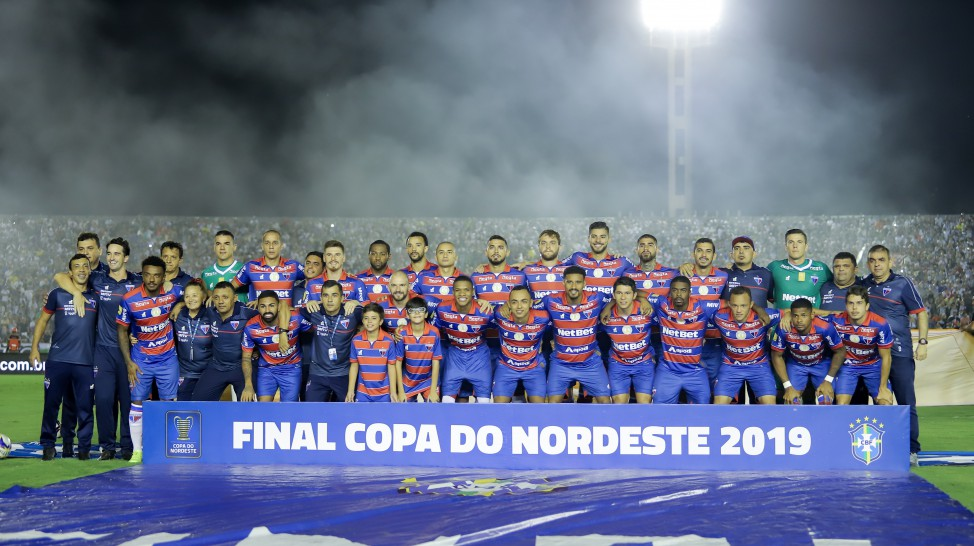 Fortaleza conquista a Copa do Nordeste 2019
