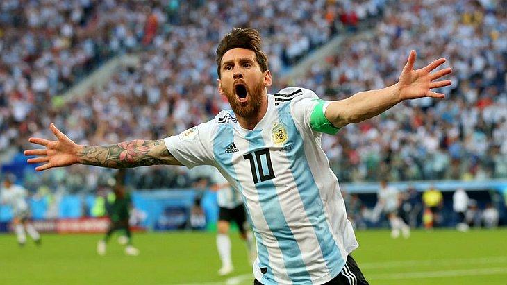 Argentina está convocada para a Copa América