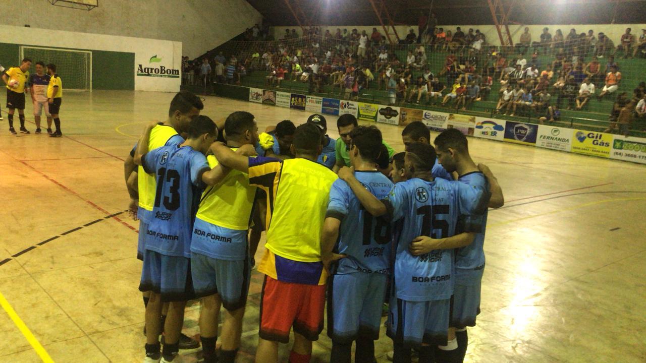 Não foi desta vez; Metacampo Brasil Mangueiras perde na semifinal em Bom Jesus