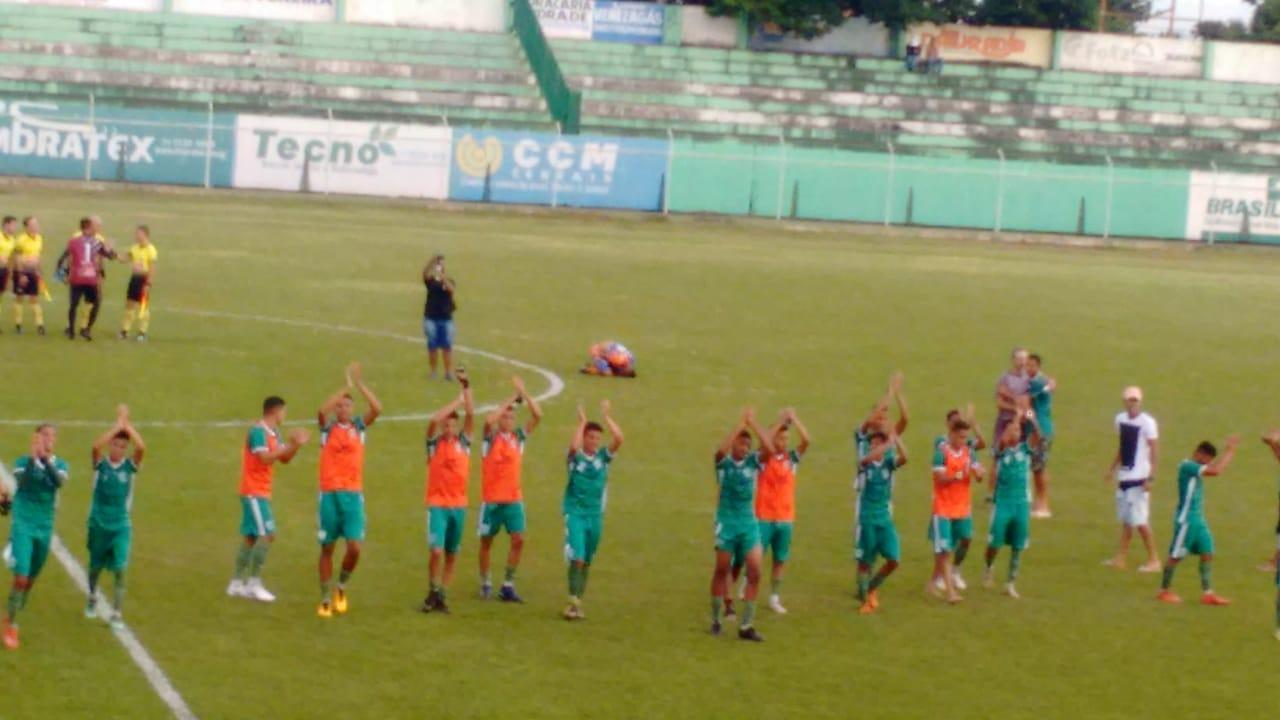 Rio Verde vence a Canedense e se classifica para a semifinal do Goiano Sub-20 da 2ª Divisão