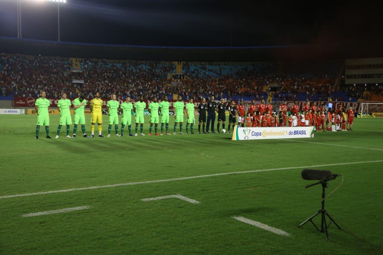 Vila Nova perde nos pênaltis para o Juventude e está fora da Copa do Brasil