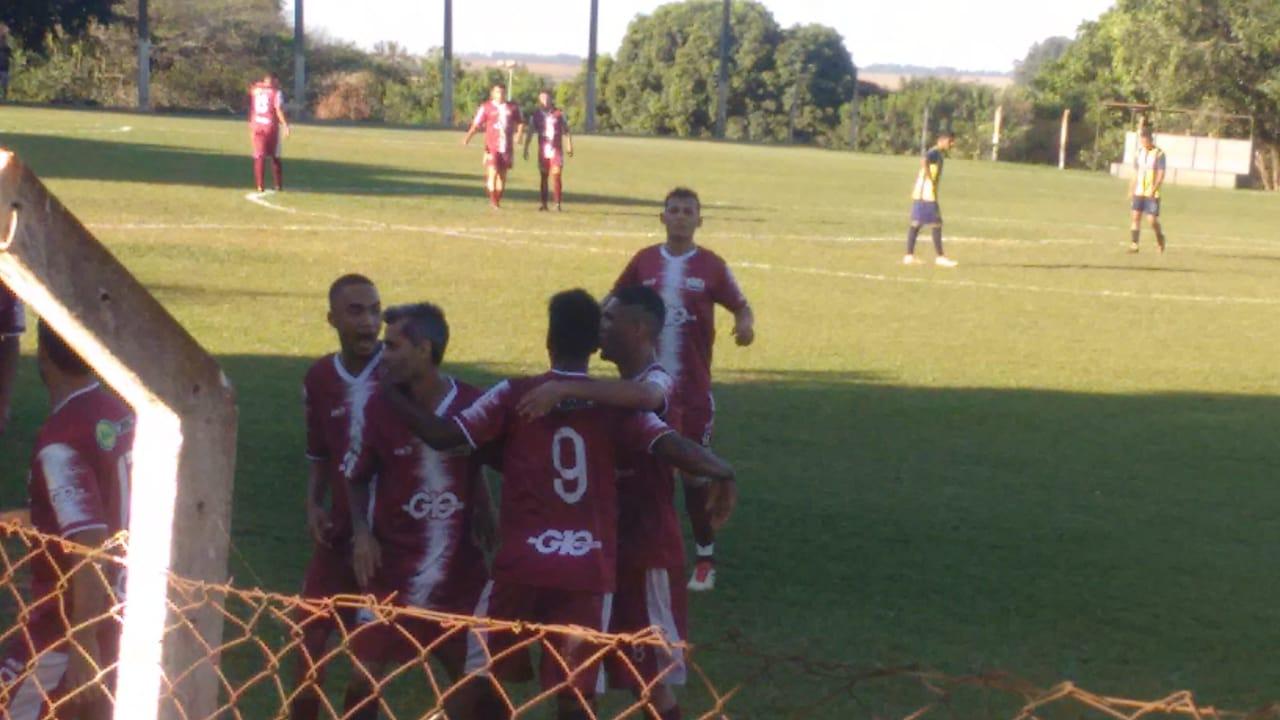 Comigo empata com o Bairro Martins e se classifica na Série A1 de Rio Verde