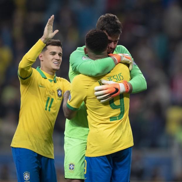 Brasil elimina o Paraguai no pênaltis e está na semifinal da Copa América