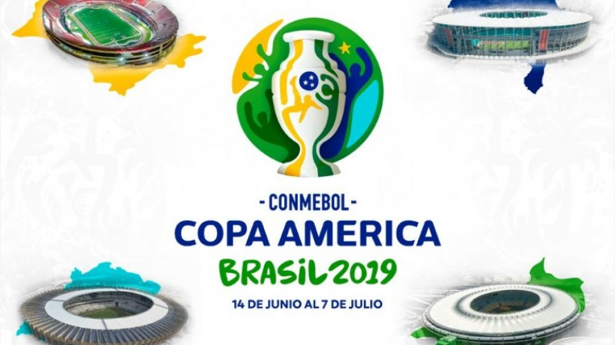 Chile estreia com goleada sobre o Japão na Copa América