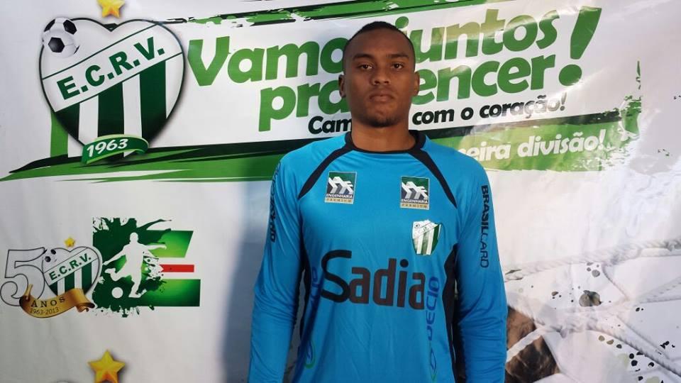 Rio Verde acerta com mais um goleiro para a Divisão de Acesso