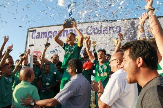 Goiás conquista mais uma vez o Campeonato Goiano Sub-20