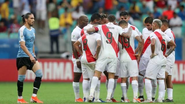 Peru elimina o Uruguai nos pênaltis e pegará o Chile na semifinal da Copa América