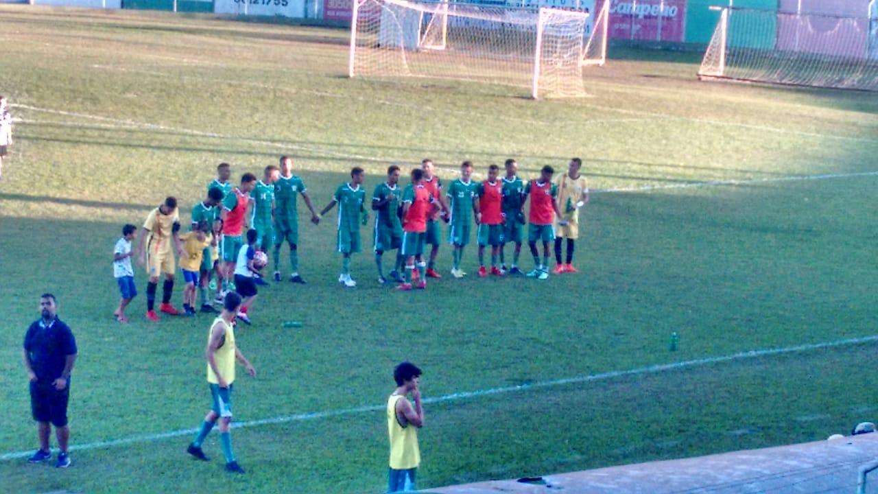 Rio Verde vence o Santa Helena no jogo de ida da final do Goiano Sub-20 da 2ª Divisão