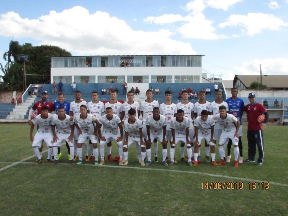 Trindade está na final do Goiano Sub-20 da 1ª Divisão e garantido na Copa São Paulo de 2020