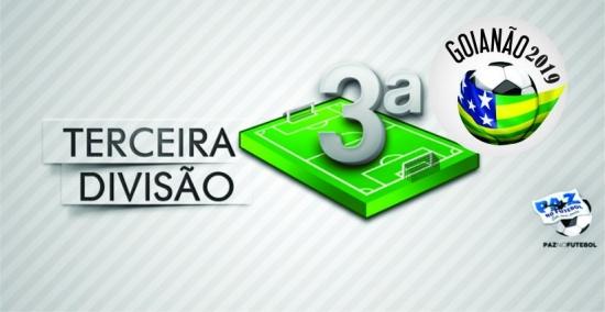 Rioverdense, Atlético Rioverdense, Santa Helena e Mineiros ficam no mesmo grupo da 3ª Divisão Goiana