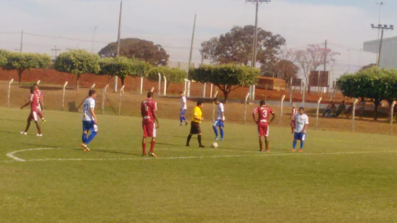 Comigo e Sete Estrela estão nas semifinais da Série A1 de Rio Verde