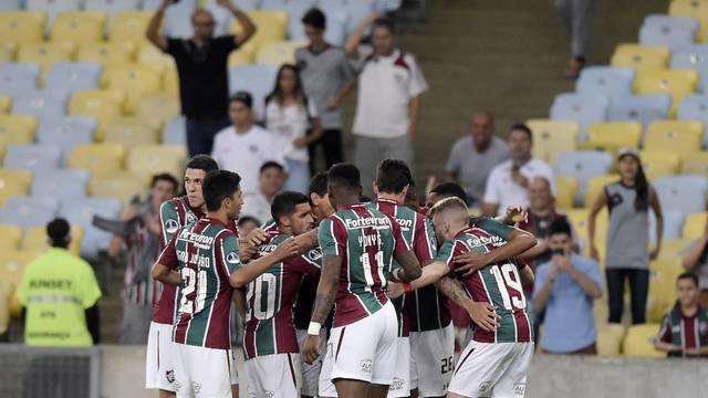 Fluminense vence o Peñarol e se classifica para as quartas de final da Copa Sul-Americana