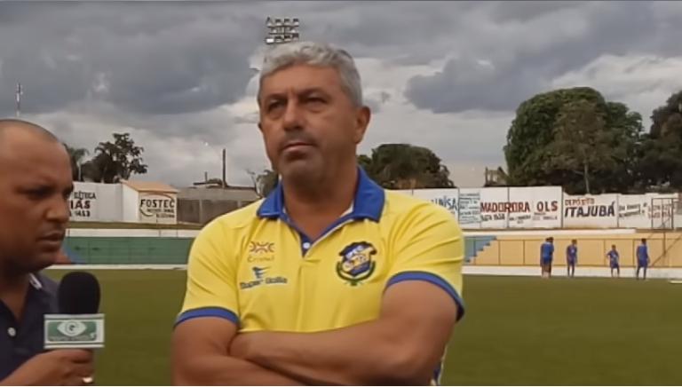 Goiatuba confirma treinador para a Terceira Divisão Goiana