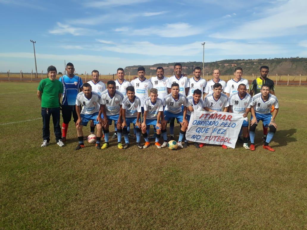 Ouroana empata com o Riverlândia e está na semifinal da Série A1 de Rio Verde